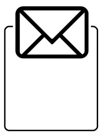 Home button Mail